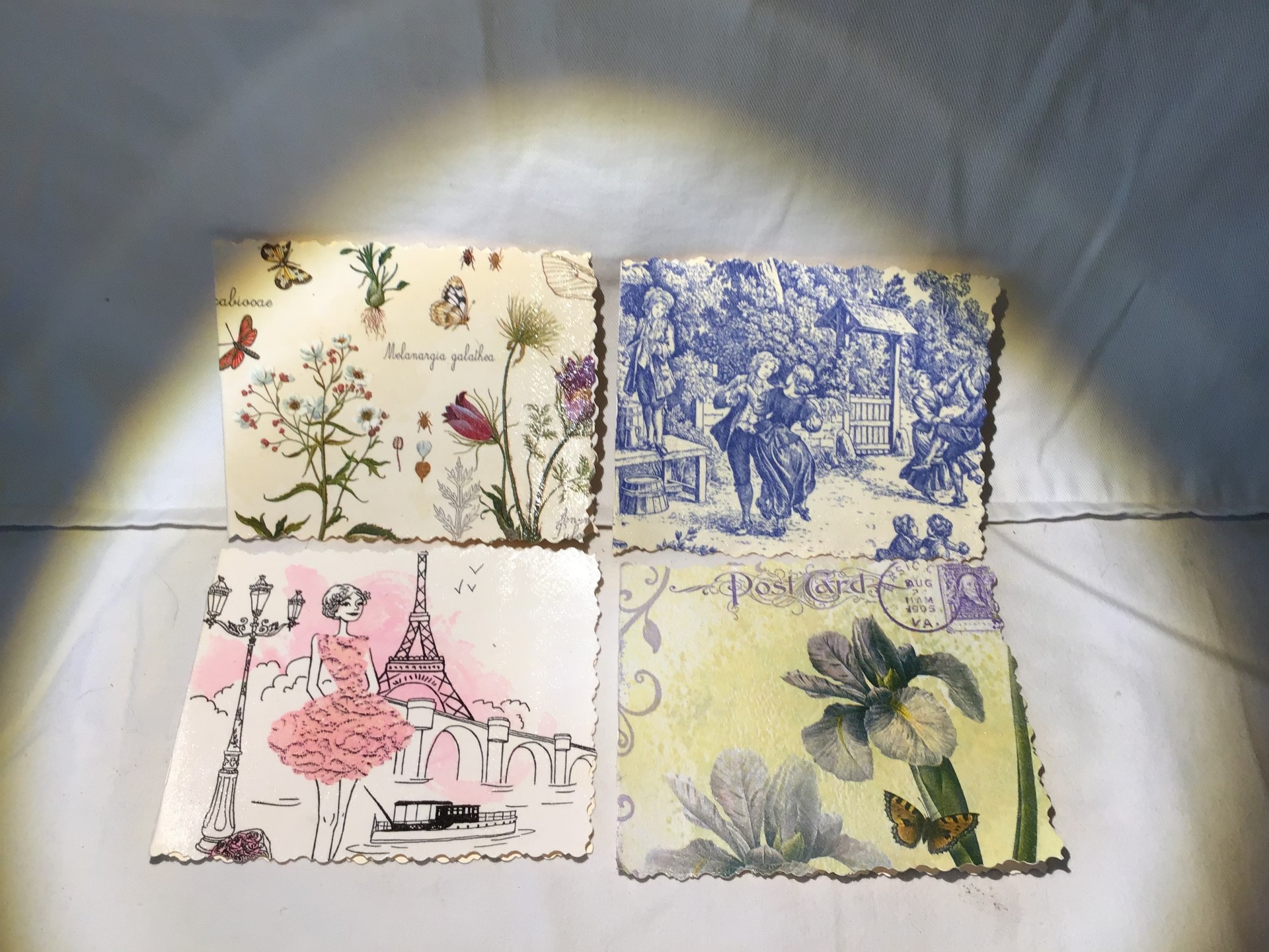 petites cartes