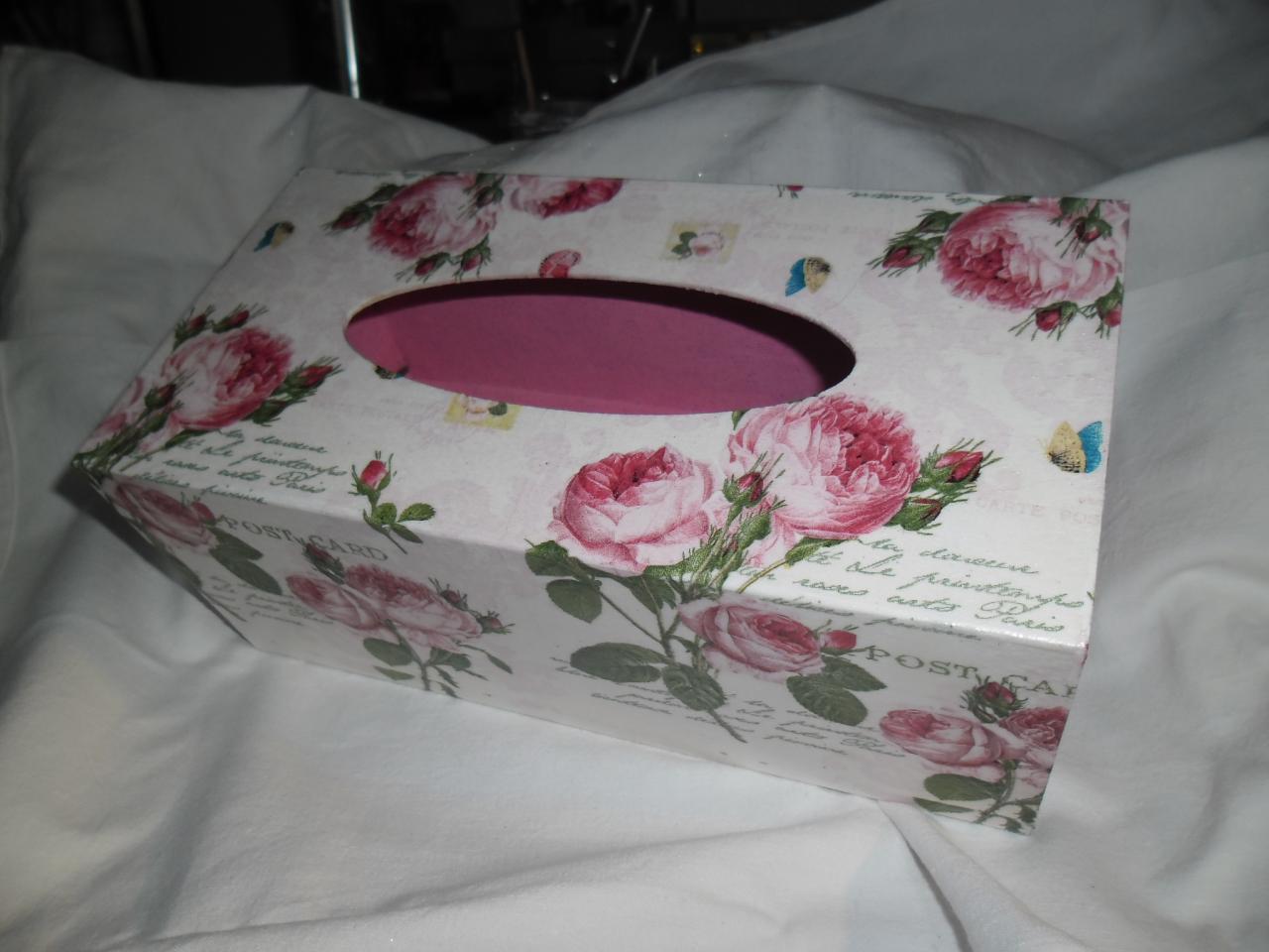 Séries de Boîtes à mouchoirs